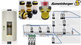 Mô tả Hệ thống vận chuyển mẫu bệnh phẩm Sumetzberger