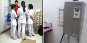 Training vận hành Hệ thống chuyển mẫu bệnh phẩm Sumetzberger