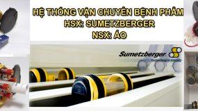 Hệ thống Vận Chuyển Mẫu Sumetzberger