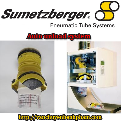 Vận chuyển mẫu khí nén Sumtezberger